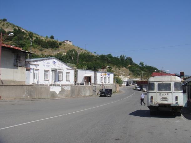 nagorno-karabakh town