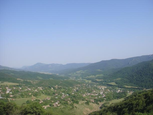 nagorno-karabakh village