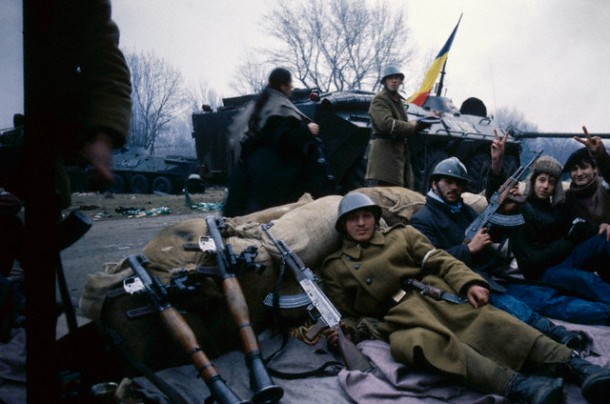 romanian revolution 1989 bucharest