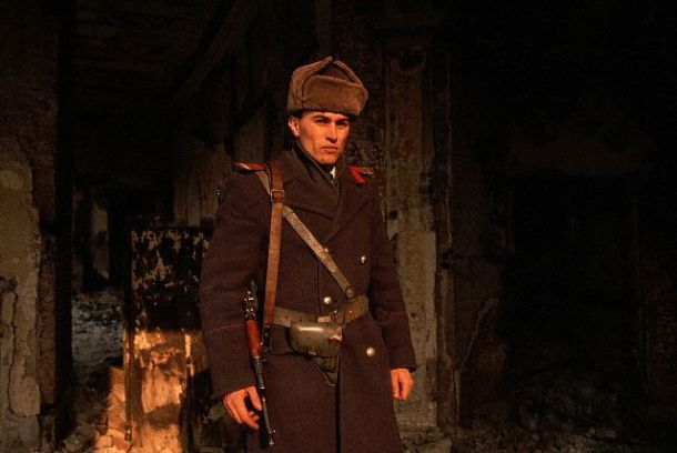 Romanian Soldier in December 1989