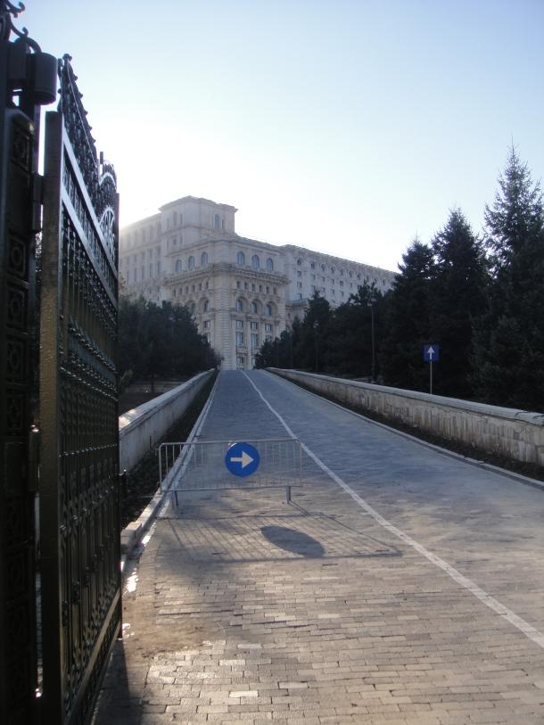 romanian revolution tour