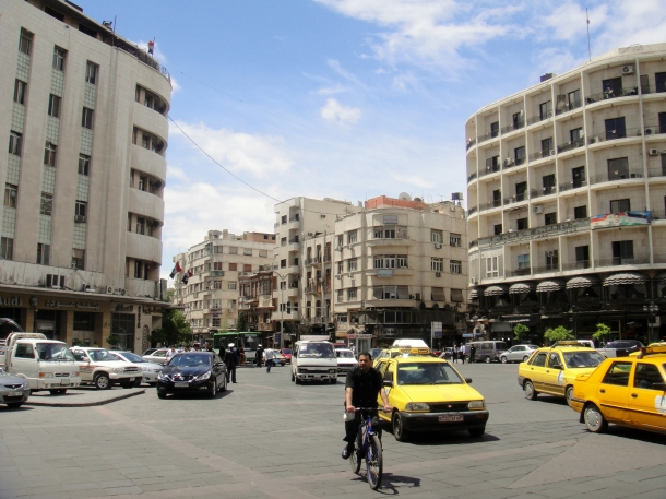damascus-streets
