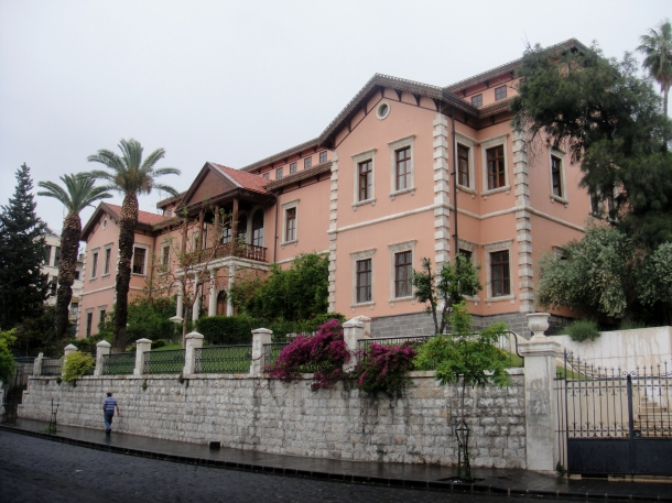 wealthy-damascus-home