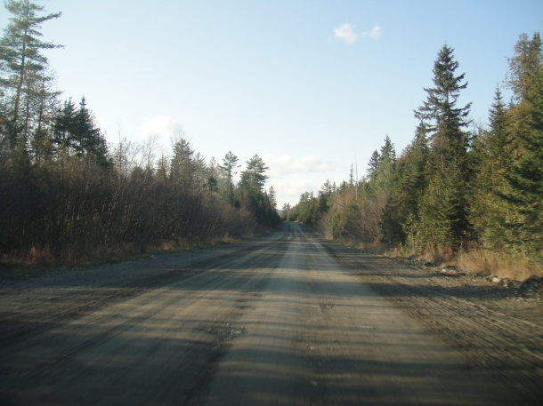 maine golden road