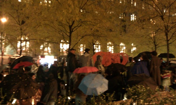 occupy wall street remnants