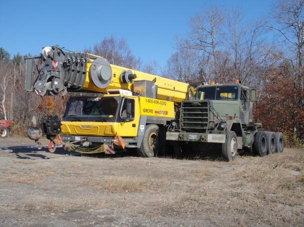 pelletier brothers logging equipment