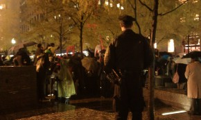 Occupy Wall Street – The DayAfter…