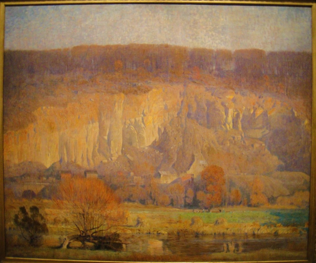 daniel garber quarry evening