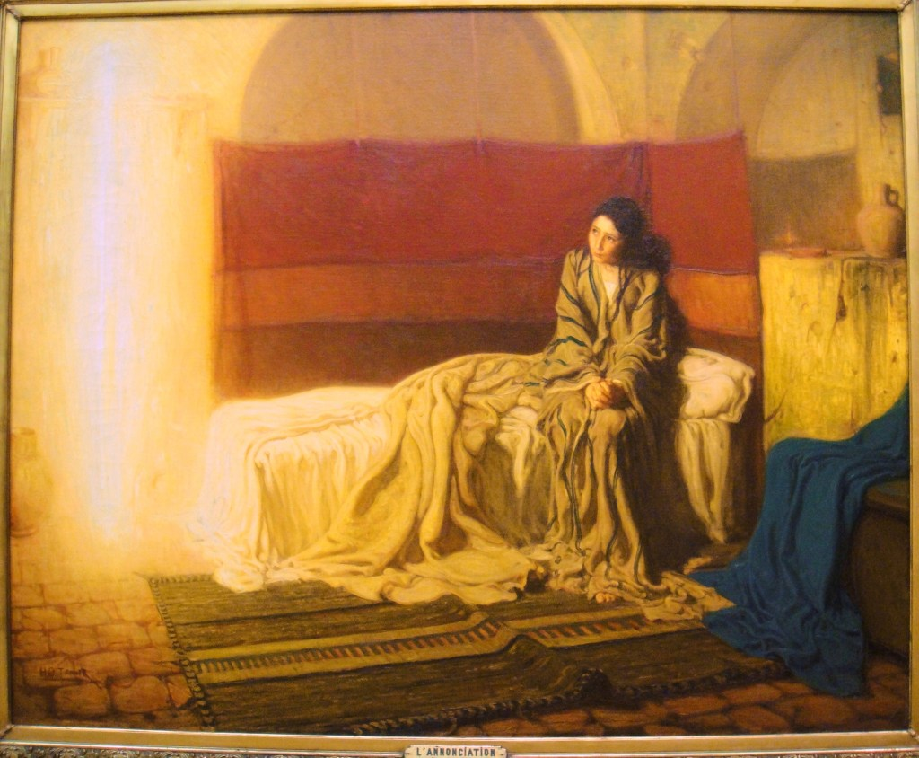 henry ossawa tanner the annunciation