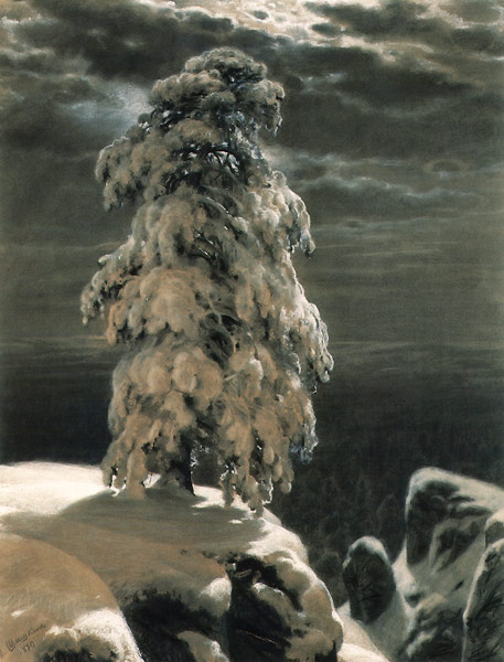 in the wild north ivan shishkin