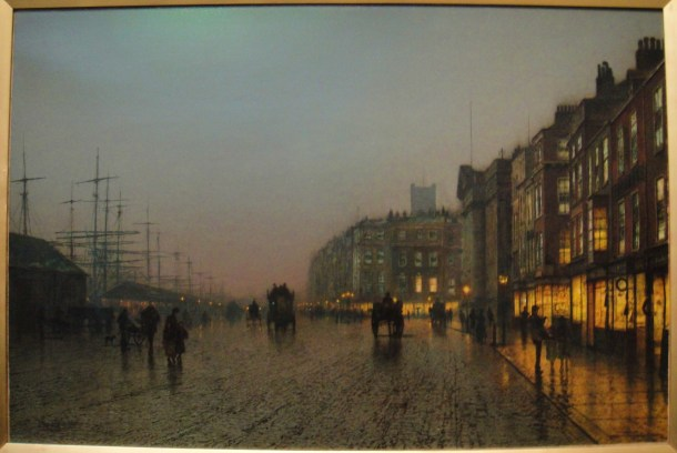 john atkinson grimshaw liverpool from wapping