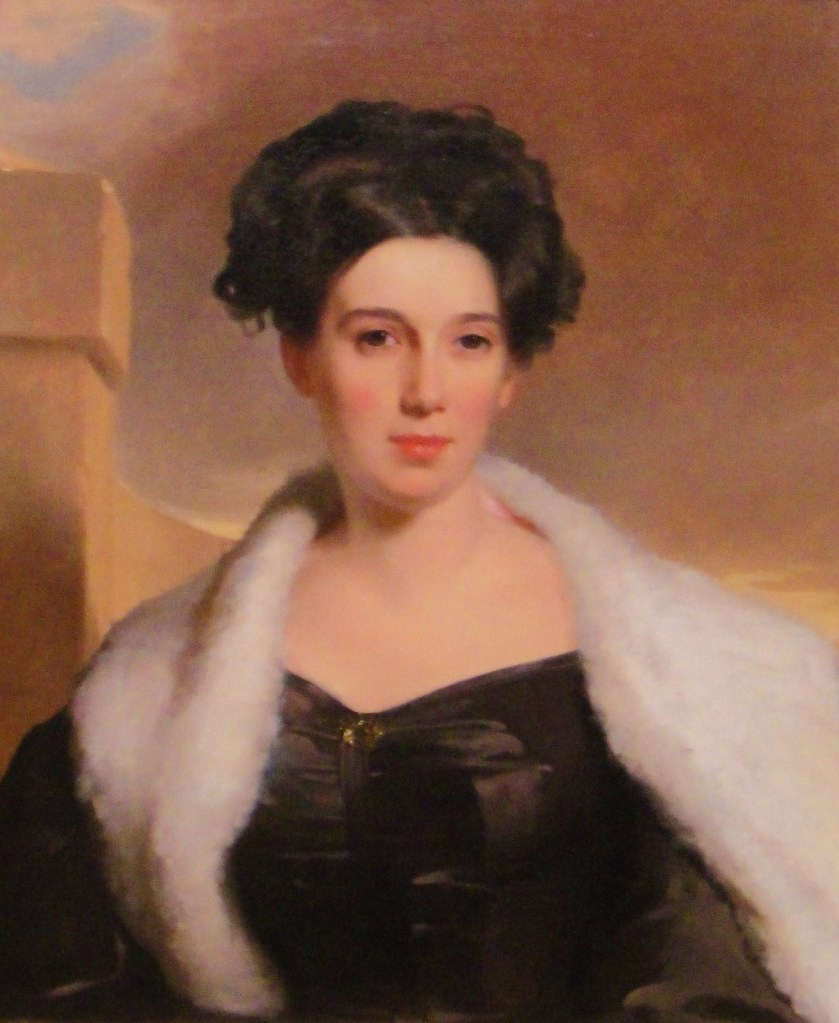thomas sully portrait of mary anne heide norris