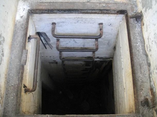 uto island bunker complex