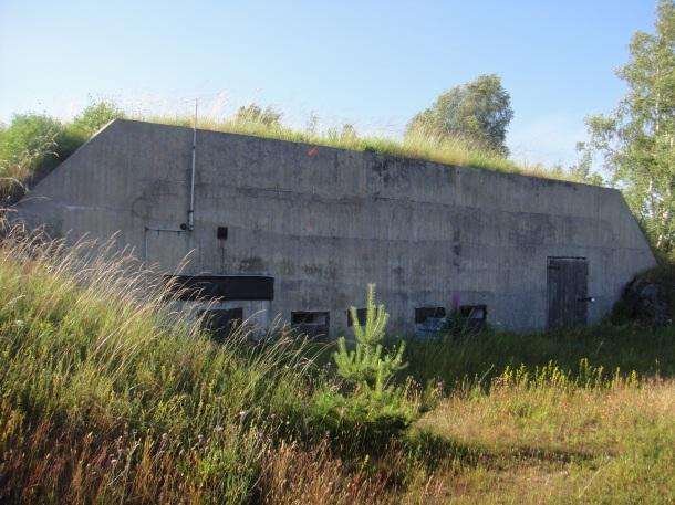 uto island bunkers