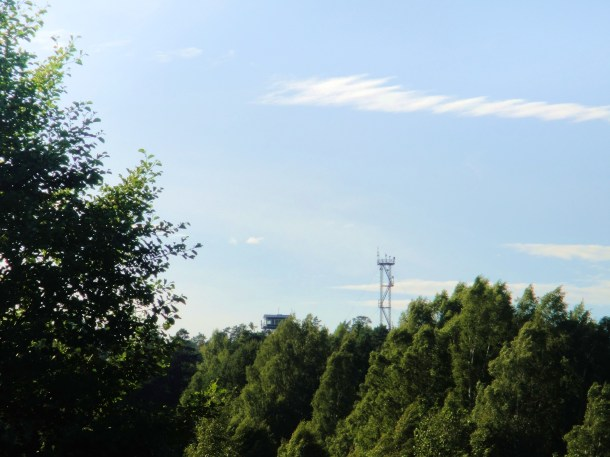 uto island observation post
