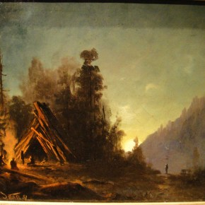 Painting Of The Day: Benjamin W. Sears