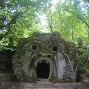 The Bomarzo Monster Park