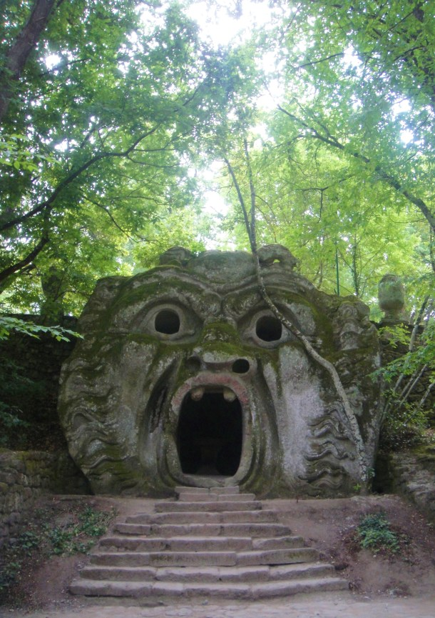 bomarzo mouth of hell