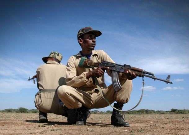 ethiopian military