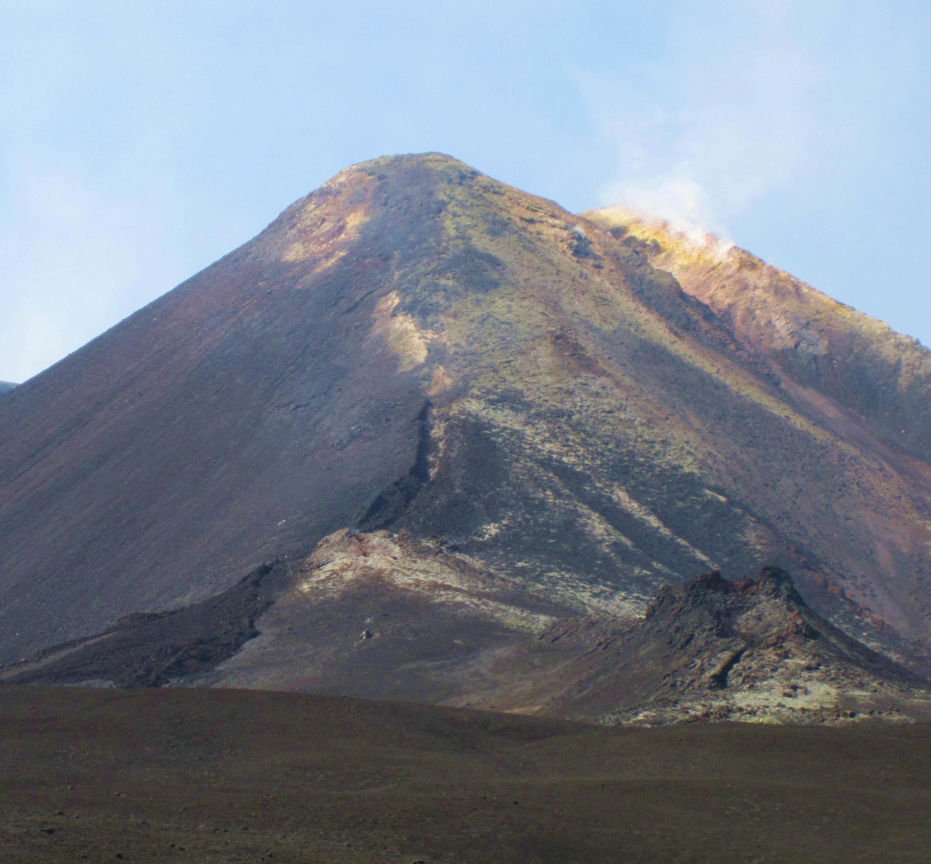Sicilys Mount Etna Climbing The Volcano
