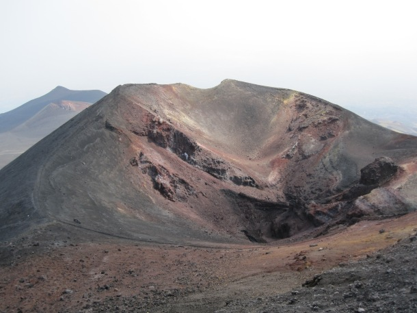 etna mountain