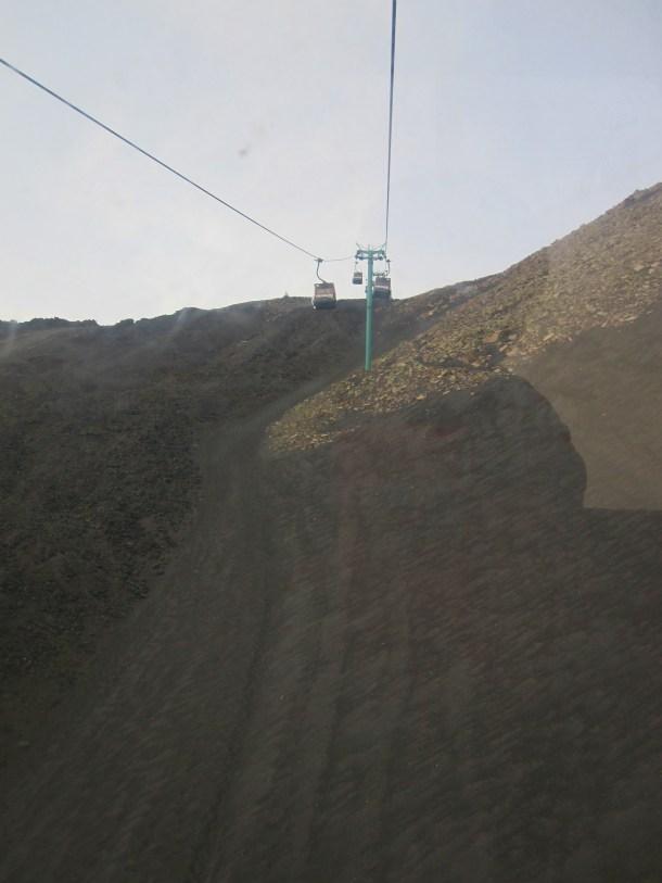 etna ski lift