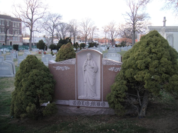 joe colombo grave location