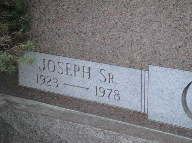 joseph colombo grave