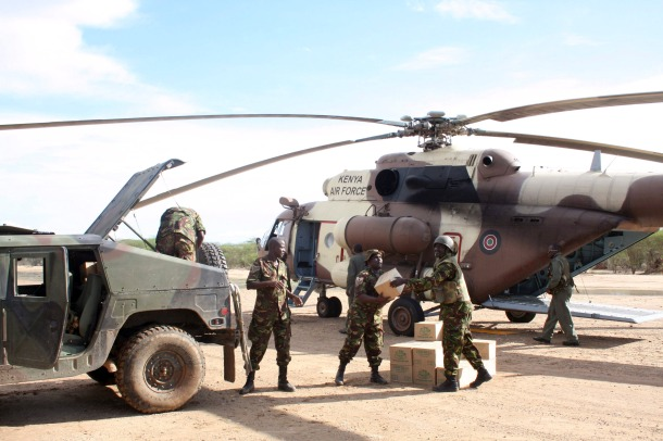 kenya military somalia