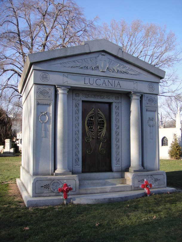 lucky luciano grave