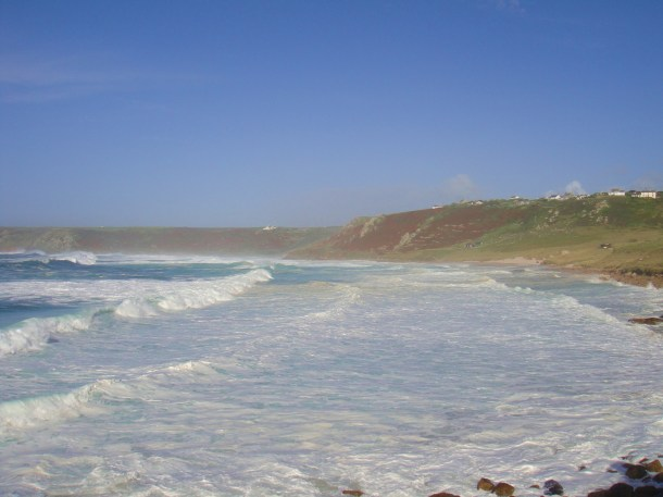 sennen cove tide
