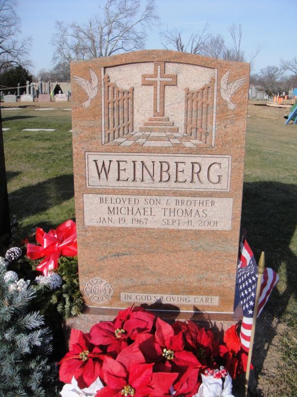 september 11 grave