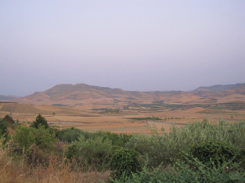 sicily countryside