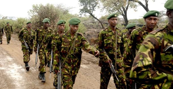 soldiers kenya somalia