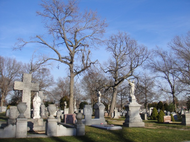 St John Cemetery New York