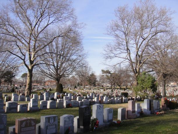 St John Cemetery Queens