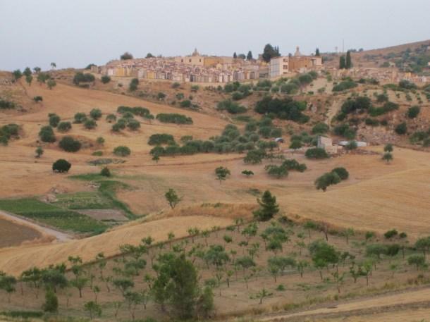 village sicily