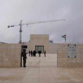 Yasser Arafat's Grave