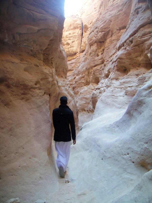 bedouin smuggler sinai