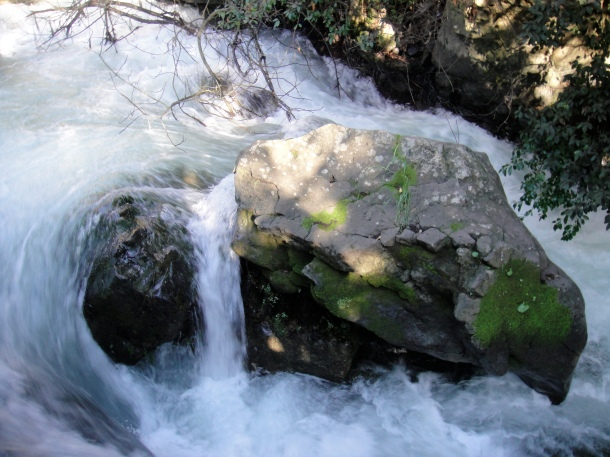 hermon stream banias