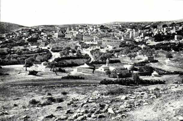 nazareth historical