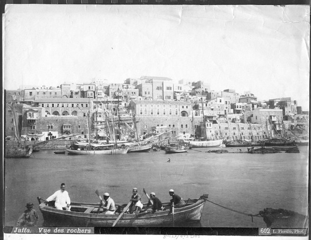 old-port-of-jaffa