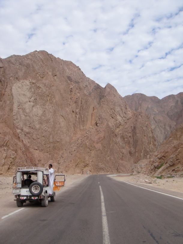 smuggling route sinai