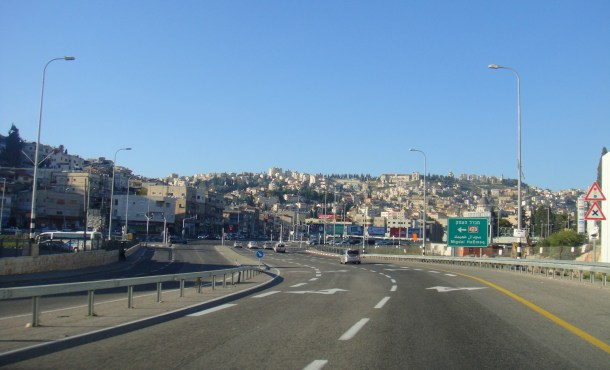 entering nazareth