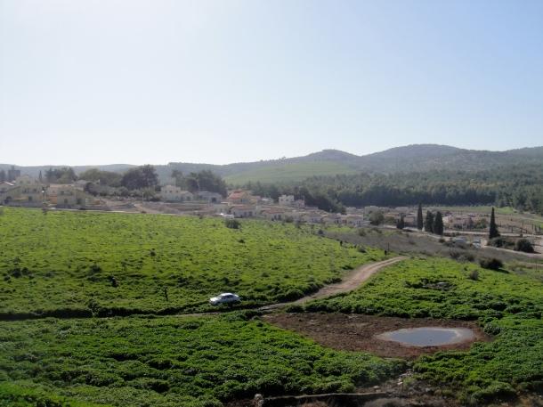 kibbutz megiddo