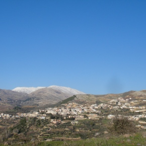 The Golan Heights: Majdal Shams