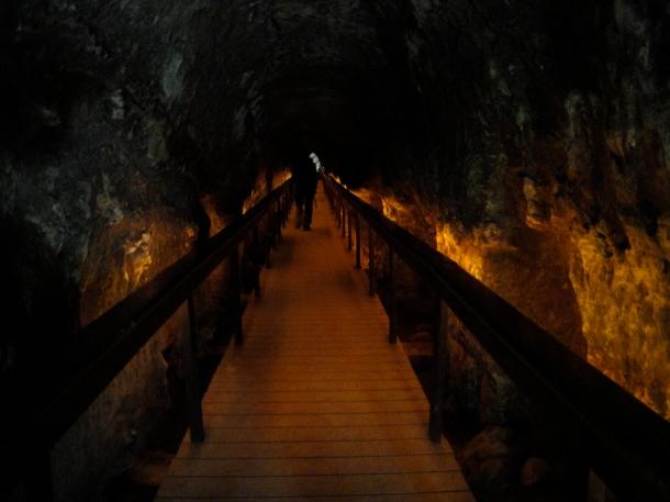 megiddo water tunnel