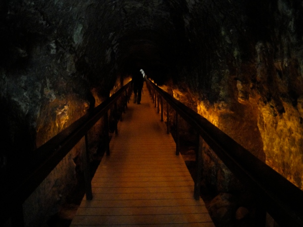 megiddo water tunnel