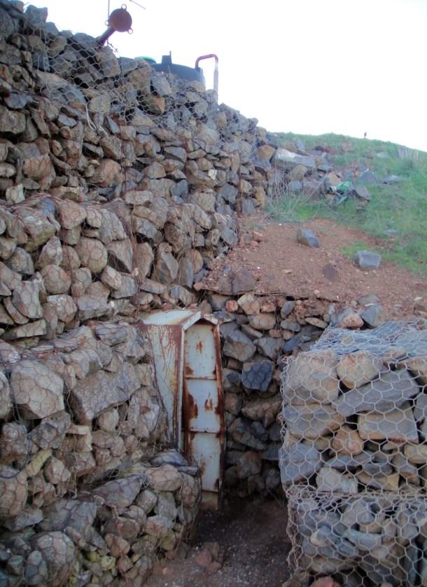 mount bental bunker