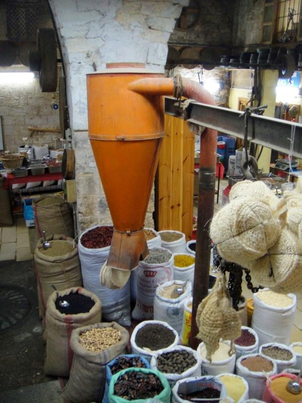 nazareth spice factory